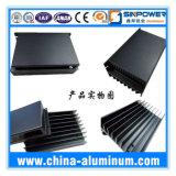 L'alluminio anodizzato nero su ordinazione si è sporto allegati elettronici dalla Cina