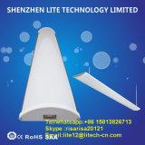 El techo linear helado los 600mm/2FT moderno del LED Battens las luces T8 del tubo fluorescente del dispositivo ligero LED con precio de fábrica