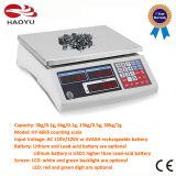 Display LED AC110V / 220V Balança de contagem de contagem eletrônica