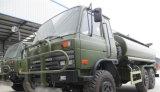 10のKl Dongferng 6X6は10000リットルのトラックどこでも販売のための燃料タンクの行く