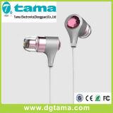 La radio dell'in-Orecchio del metallo mette in mostra il trasduttore auricolare stereo della cuffia avricolare di Earbuds della cuffia di Bluetooth