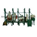 20 T/D는 밥 선반 또는 축융기/곡물 가공 기계를 완료한다