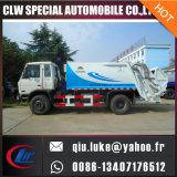 vrachtwagen Van uitstekende kwaliteit van de Pers van het Huisvuil van de Lage Prijs Dongfeng van 18cbm de Grote voor Verkoop