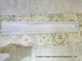 azulejo de suelo de madera natural de la porcelana de la madera de 200X1200mm/600X1200m m