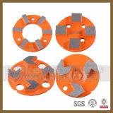 Metallfußboden-Auflage-reibende Auflagen für Beton