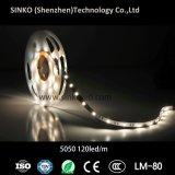 30LEDs/M 7.2W 24V/12V 5050 LED Streifen