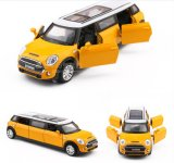 Acessórios prolongados modelo encantadores da lembrança do carro de Mini Cooper do brinquedo dos carros de Mini Cooper da decoração brandnew do carro da forma