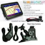 "Classic Portable Handheld 4.3 ""in-Dash Car Moto Navigation Module intégré Glonass GPS, transmetteur FM, Wince 6.0, récepteur GPS voiture Antenne GPS Navigator G-4301"
