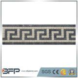 Bordi bianchi delle mattonelle della parete della stanza da bagno del mosaico di prezzi di fabbrica