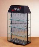 Personnaliser Ad-163 Effacer Annonce Acrylique POS Display Stand