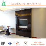 CAD grátis e design 3D Ebony Hotel Bedroom Furniture