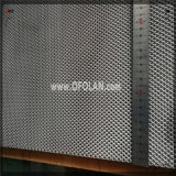 Acoplamiento ampliado hoja del filtro del níquel para los molinos de papel