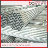 Tubi d'acciaio galvanizzati tuffati caldi (Q195-Q345)