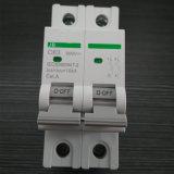 Non поляризовыванный автомат защити цепи DC низкого напряжения тока 2p с сертификатом TUV (автомат защити цепи DC JB)