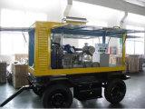 生命長い無料サービス500kVAのトレーラーのディーゼル発電機