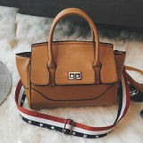 Sackt Form-modische Frauen PU-Handtaschen-Dame-beiläufige Schultasche Sy7876 ein