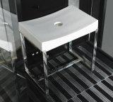 Monalisa ha accluso la diapositiva della sauna del vapore della vetroresina di vetro Tempered di 6mm (M-8282)