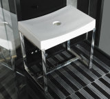 Monalisa Enclosed deslizante de 6 mm de vidrio templado de fibra de vidrio Sauna de vapor (M-8282)