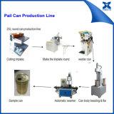 el compartimiento del cilindro 18-20L puede cadena de producción