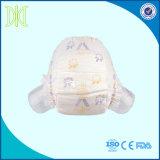 Pañales del bebé del descuento con la pretina elástico para los bebés