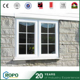 이중 유리로 끼워진 두 배 창유리 PVC 프랑스어 또는 여닫이 창 Windows
