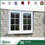 Doppeltes glasig-glänzende doppelte Scheiben Belüftung-Franzosen/Flügelfenster-Fenster