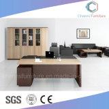 Escritorio de oficina de madera de los muebles del vector excelente del encargado