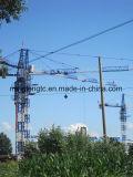 55m Kranbalken, 8t, nagelneuer Selbst-Aufrichtung Tc5513 Topkit Turmkran in Algerien