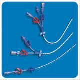 3배 루멘 투석 카테테르 장비