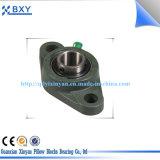 Rolamento ajustável do bloco de descanso com carcaça de rolamento plástico FC204, unidades do rolamento da flange de P0 Precisison com longa vida da carcaça