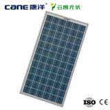 17.6%-18.6% eficiência elevada um painéis do picovolt da célula solar da classe