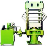 Het Vulcaniseren van de Machine van het vulcaniseerapparaat de Rubber Schuimende Machine van de Pers