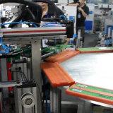 máquina da impressora da almofada da régua do plástico de 30cm