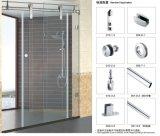 浴室のためのガラス単一の引き戸のハードウェアB010の使用