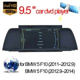 Lettore DVD dell'automobile per BMW 5 F10 di navigazione GPS con Bluetooth USB Video (HL-8826GB)
