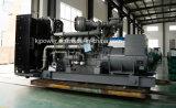 gruppo elettrogeno diesel di 50Hz 1500kVA alimentato da Perkins Engine