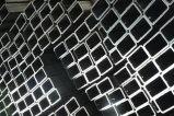 Secciones huecos rectangulares frías y acabadas en caliente