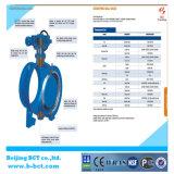 Fabricante asentado metal bidireccional de la vávula de bola
