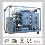 Planta de refinería de aceite Usados Zja-200 Dos etapas transformador de purificador de aceite para filtrar