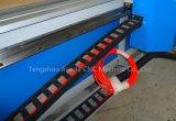 Carpintería que hace publicidad del ranurador de madera del CNC del grabado del molde