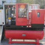 Compressor de ar combinado do parafuso