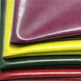 Cuir extérieur de sofa de type de pétrole et cuir de meubles