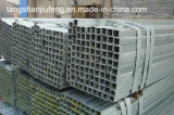 Pipe en acier carrée galvanisée