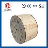 Cable óptico del conducto acorazado de 48 bases en China GYTA