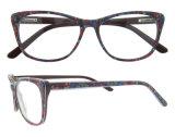 China lente de gafas de acetato marco de gafas con Ce y FDA