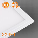 1X2FT / 2X2FT / 2X4FT ETL Dlc Listed 100lm / W LED Light com Dimmable