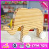 2016 neue Entwurfs-Kind-Spielwaren-hölzerner Elefant W05b150