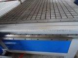 Ranurador del CNC que hace publicidad de la máquina de mármol del CNC de la piedra del metal