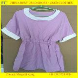 La ropa usada, usada arropa, ropa de la segunda mano para el mercado africano (FCD-002)
