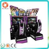 Videospiel-Münzenauto-Laufenspiel-Maschine